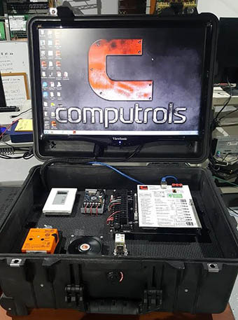 Computrols Demo Kit